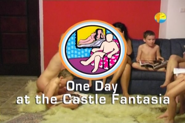 Naturist Freedom - One Day at the Castle Fantasia